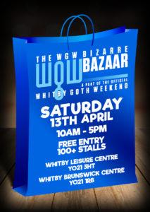 2019-04-13 - Fringe Spring 2019 - Saturday - Bizarre Bazaar