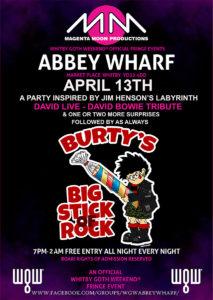 2019-04-13 - Fringe Spring 2019 - Saturday - Burty Rock