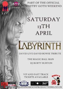 2019-04-13 - Fringe Spring 2019 - Saturday - Labyrinth
