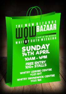 2019-04-14 - Fringe Spring 2019 - Sunday - Bizarre Bazaar