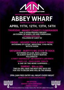 WGW-Fringe Spring 2019 - Weekend - Abbey Wharf