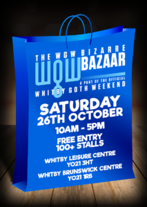 2019-10 - Fringe Winter 2019 - Saturday - Bizarre Bazaar