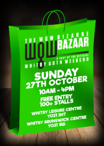 2019-10 - Fringe Winter 2019 - Sunday - Bizarre Bazaar