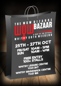 2019-10 - Fringe Winter 2019 - Weekend - Bizarre Bazaar