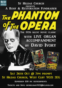 Saturday - The Phantom of the Opera